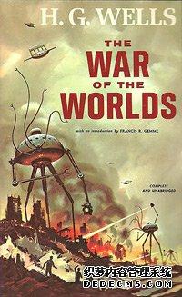 1898年,赫伯特?乔治?威尔斯(Herbert George Wells)编撰的科幻小说《世界大战》中,看上去不可战胜的火星人入侵地球后,却被地球细菌消灭。