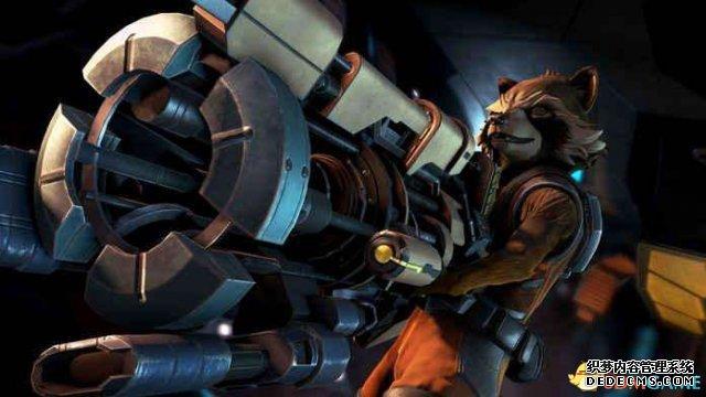 《银河护卫队:故事版》第二章将于6月6日发售